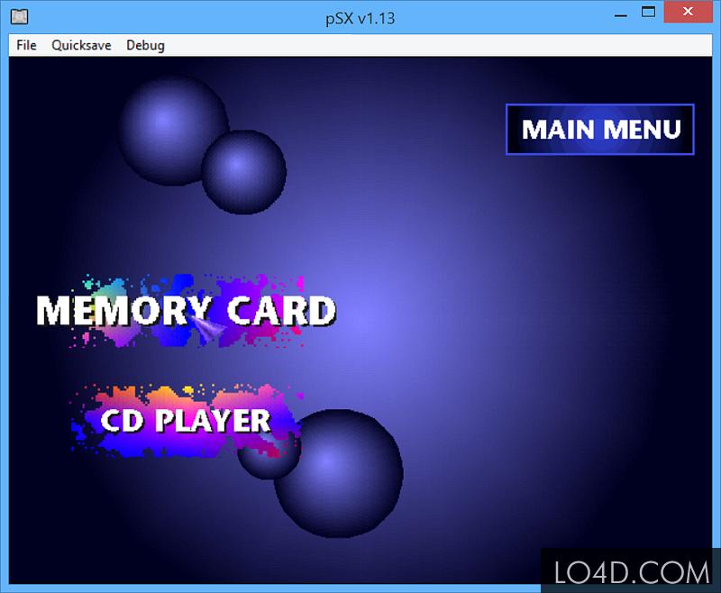 emurayden psx emulator 1