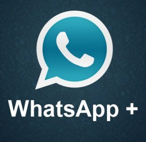 whatsapp plus blue