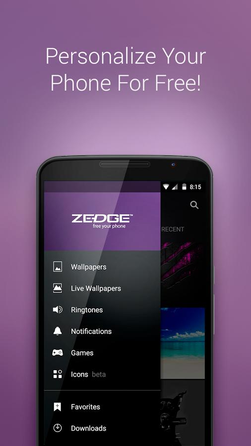 Zedge Ringtones Wallpapers - CNET Download